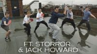 Ping Pong Meets Parkour ft. Storror & Jack Howard - Pepsi Max.
