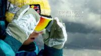 Red Bull: snowboard