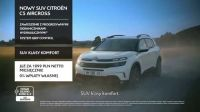 Nowy SUV Citroën C5 Aircross w programie SimplyDrive!