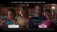 T-mobile: video bez limitu danych
