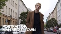 Massimo Dutti Portrait Of: Man About Town