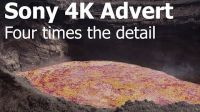Sony 4K : Four Times the Detail