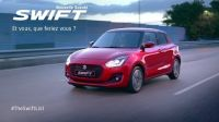 Suzuki Swift: lista dla Swifta