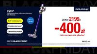 RTV Euro AGD: BLACK FRIDAY